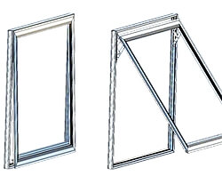 Security Screens QLD In House Security Product Ranges - Access Fire Escape Installation Image