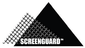Security Screens QLD In House Security Screen Products - Screenguard Company Logo Triangle