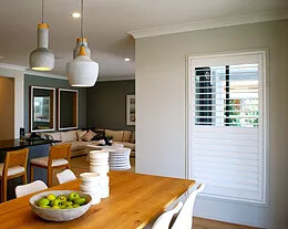 Security Screens QLD Window Coverings Blinds, Shutters & Curtains - Inception Shutters