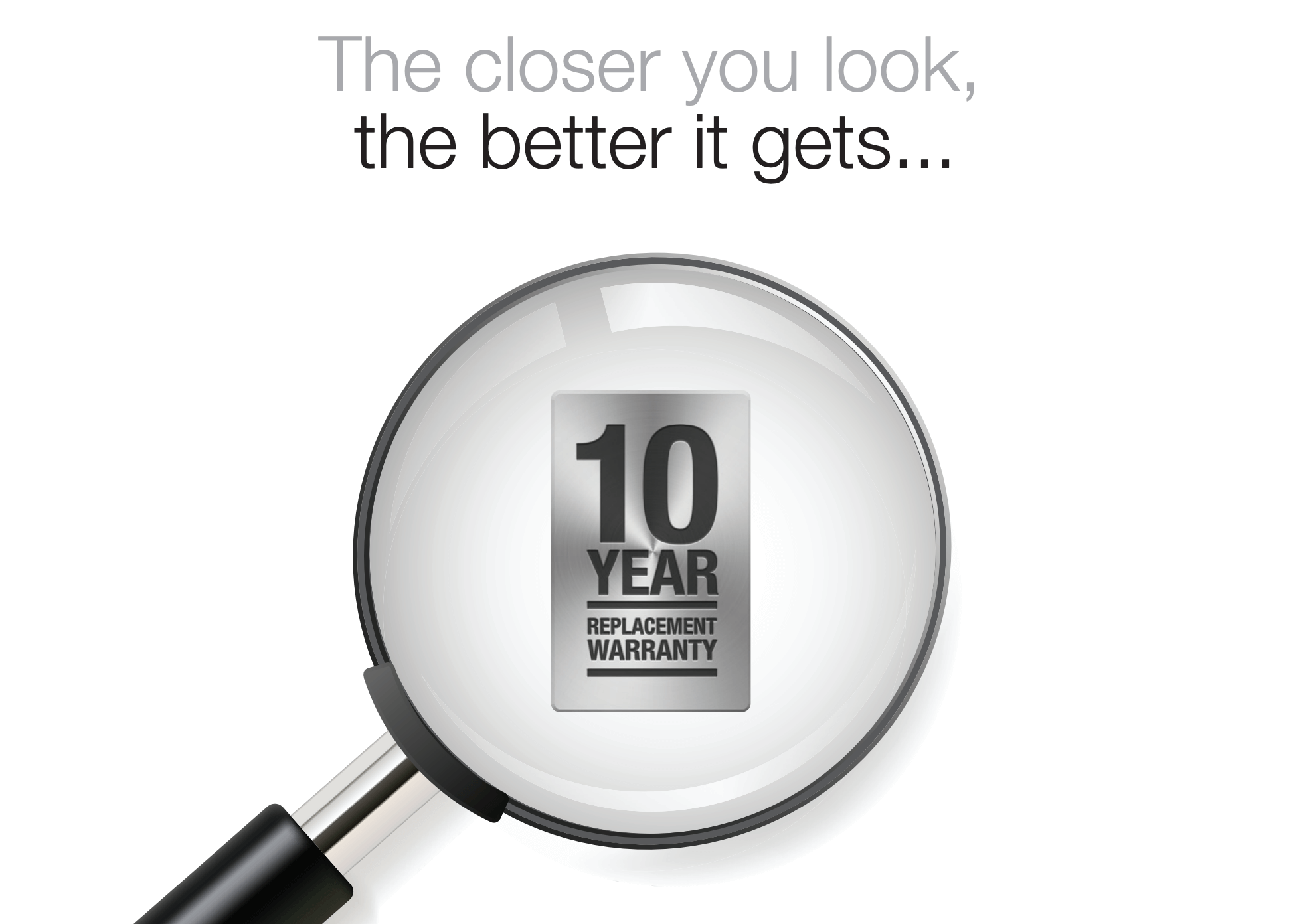 Security Screens QLD Prowler Proof Services - Prowler 10 Years Replacement Warranty in Magnifying Glass