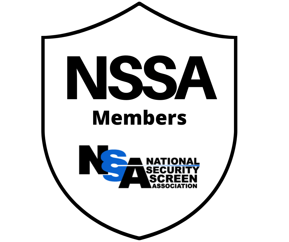 Security Screens QLD is Proud Member of National Security Screen Association (NSSA)