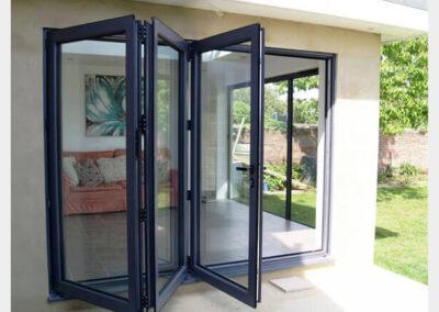 Security Screens QLD Gallery - Bi-Fold Security Screen Doors