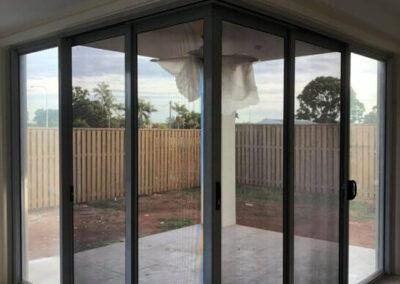 Security Screens QLD Gallery - Corner Sliding Security Doors