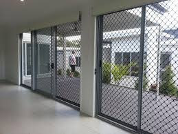 Security Screens QLD Gallery - Diamond Grille Barrier Screen