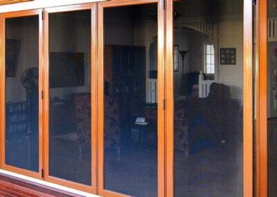 Security Screens QLD Gallery - Screenguard Bi-Fold Security Screen Doors